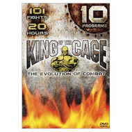 King Of The Cage The Evolution Of Combat 10 Event Set On DVD - DD582182