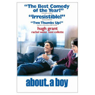 About A Boy Full Screen Edition On DVD with Hugh Grant - DD582630