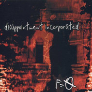 F=O By Disappointment Incorporated On Audio CD Album 1999 - DD587457