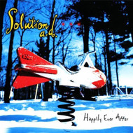 Happily Ever After By Solution Ad On Audio CD Album 1996 - DD592166