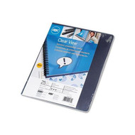 Swingline GBC Clear View Presentation Binding System Cover 11-1/4 X 8- - DD595026