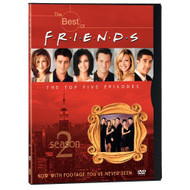 The Best Of Friends: Season 2 The Top 5 Episodes On DVD With Jennifer - DD595161