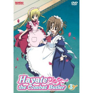 Hayate: The Combat Butler Part 3 On DVD With Ryoko Shiraishi Anime - DD598682