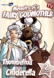 Memoirs Fairy Godmother: Thumbelina Cinderella On DVD - DD598979