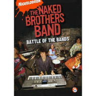 The Naked Brothers Band: Battle Of The Bands On DVD With Nat Wolff - DD600414