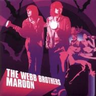 Maroon By Webb Brothers On Audio CD Album 2001 - DD601028