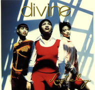 Lately By Divine On Audio CD Album 1998 - DD601799