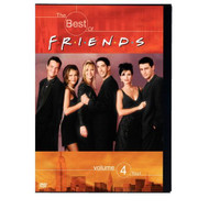 The Best Of Friends Volume Four On DVD 4 - DD604804
