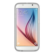 Belkin Grip Candy SE For Galaxy S6 Smartphone Clear Blacktop Textured - DD608284