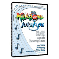 Karaoke Jukebox Vol 15 On DVD - DD608521