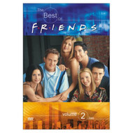 The Best Of Friends Volume 2 On DVD with Jennifer Aniston - DD608978