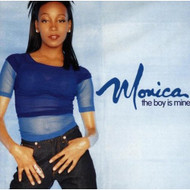 Boy Is Mine By Monica On Audio CD Album 1998 - DD615861