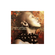 Color Within Me By Janice Robinson On Audio CD Album 1999 - DD615932