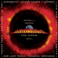 Armageddon: The Album On Audio CD Soundtracks & Musicals 1998 - DD615952