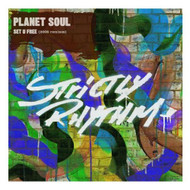 Set You Free By Planet Soul On Audio CD Album 1995 - DD617023