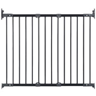"KidCo Angle Mount Safeway Gate Black Metal 28"" To 42.5"" With Stairway - DD617607"