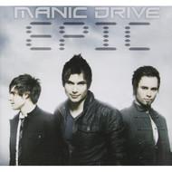 Epic Album By Manic Drive On Audio CD - DD619964