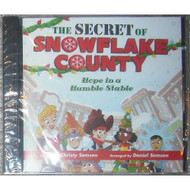 The Secret Of Snowflake County: Hope In A Humble Stable By Semsen - DD622256