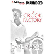 The Crook Factory By Simmons Dan Lawlor Patrick Reader On Audiobook CD - DD625585