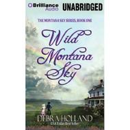 Wild Montana Sky By Holland Debra Ross Natalie Reader On Audiobook CD - DD625610