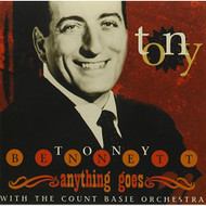 Anything Goes By Tony Bennett On Audio CD Album 2004 - DD632552