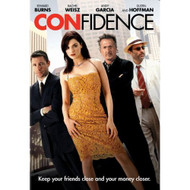 Confidence On DVD with Edward Burns - DD632631
