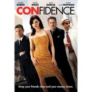 Confidence On DVD with Edward Burns - DD632631
