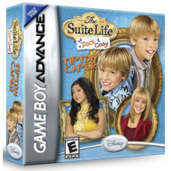 The Suite Life Of Zack & Cody: Tipton Caper Game Boy Advance For GBA - DD637933