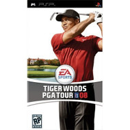 Tiger Woods PGA Tour 08 Sony By Electronic Arts For PSP UMD Golf With - DD638078