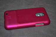 Platinum Series Case For Samsung Epic 4G Touch Mobile Phones Pink - EE200132