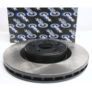 Centric Parts 120.63063 Premium Brake Rotor With Ecoating - EE320939