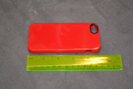 Red Silicone Rubber Gel Soft Skin Case Cover For Apple iPhone 5 5S SE - EE459772