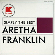 Simply The Best By Franklin Aretha On Audio CD Album 2009 - EE538032