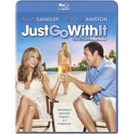 Just Go With It 2011 Adam Sandler Jennifer Aniston On Blu-Ray - EE549769