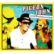 And The Summertime Pool Party By Pigeon John On Audio CD Album 2010 - EE552100