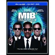 Men In Black 3 3D / Hommes En Noir 3 3D Bilingual 3D DVD On Blu-Ray - EE554089