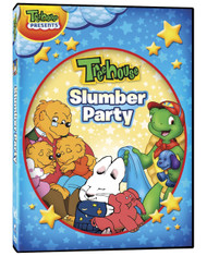 Treehouse Slumber Party On DVD - EE556128