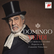 Verdi By Domingo Placido On Vinyl Record Import - EE557918