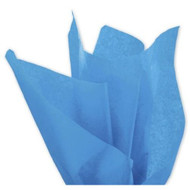 Bags & Bows By Deluxe 11-01-72 Solid Tissue Paper Fiesta Blue Case Of  - EE564698