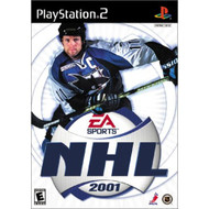 NHL 2001 PS2 For PlayStation 2 Hockey - EE582445