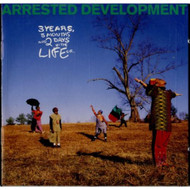 3 Years 5 Months And 2 Days In The Life Of By Arrested Development On - EE583294