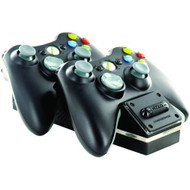 Nyko 86074 Gaming Console Cradle Black For Xbox 360 - EE586812