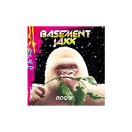 Rooty By Basement Jaxx On Audio CD Album 2001 - EE596737