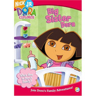 Dora The Explorer Big Sister Dora By Chris Gifford Writer Brown - EE599182