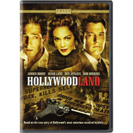 Hollywoodland Widescreen Edition On DVD With Adrien Brody Mystery - EE600130