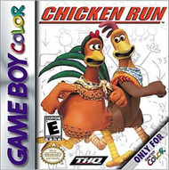 Chicken Run On Gameboy Color - EE629370