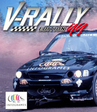V-Rally Edition '99 Game Boy Color On Gameboy Color Racing - EE641157