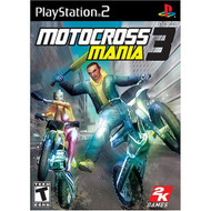 Motocross Mania 3 For PlayStation 2 PS2 Flight - EE644169