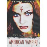American Vampire Slim Case On DVD With Carmen Electra - XX610369