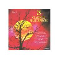 25 Classical Masterpieces By Vivaldi Antonio Composer Dvorak Antonin - XX616200